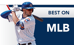 BEST ODDS ON MLB BETTING