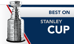 BEST ODDS ON STANLEY CUP PLAYOFFS BETTING