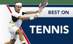 BEST ODDS ON TENNIS BETTING