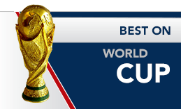 BEST ODDS ON WORLD CUP BETTING