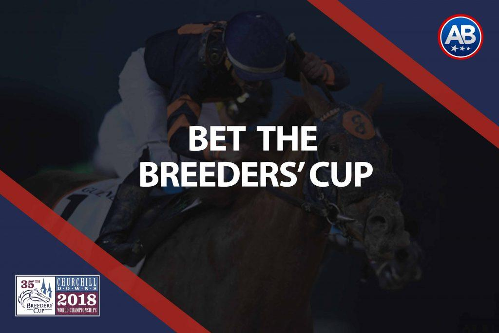 Online Sportsbooks are the Best Way to Bet the Breeders' Cup