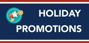Cash-In on Holiday Promotions at the Top Online Sportsbooks