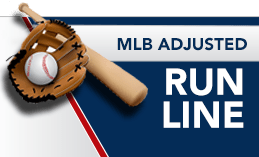 MLB ADJUSTED RUN LINE