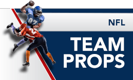 NFL Team Props | Betting for profit