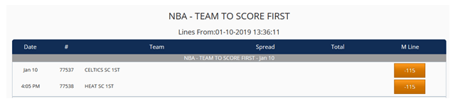 team-to-score-first