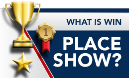 WHAT IS WIN/PLACE/SHOW ?