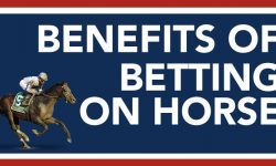 The Benefits of Betting on Horses at an Online Sportsbook