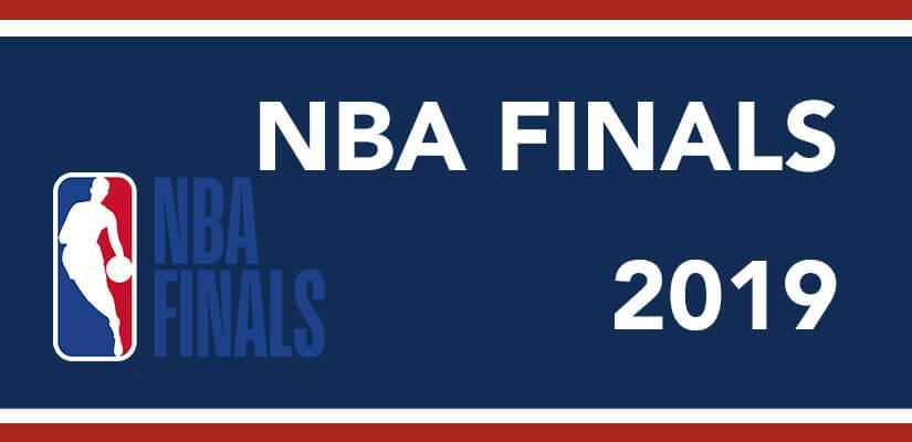 2019 NBA Finals Online Sportsbooks' Series Price Options
