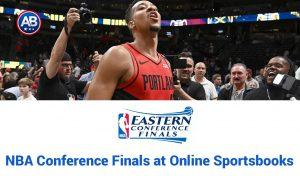Betting The NBA Conference Finals at Online Sportsbooks