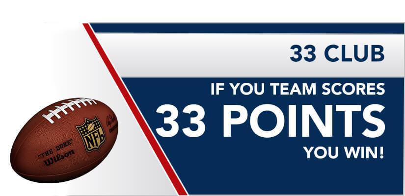 33 Club Sports Betting Pools