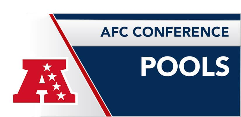 AFC CONFERENCE POOLS