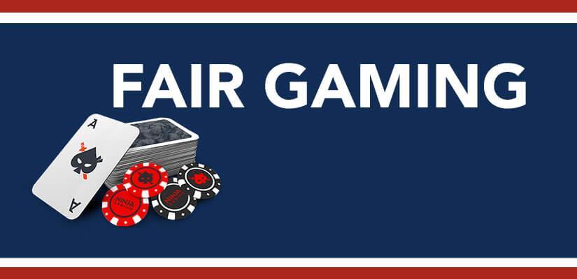 Fair Gaming