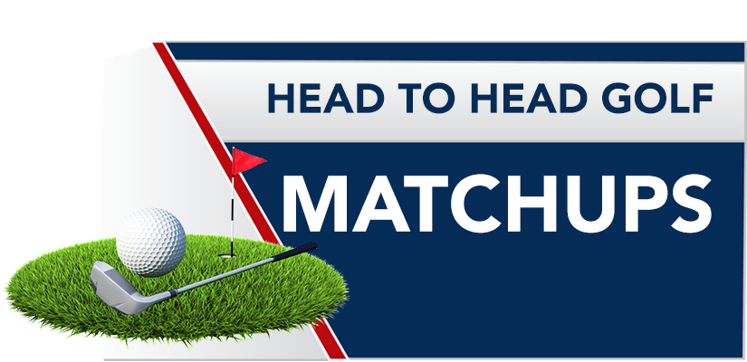 Head to head golf matchups