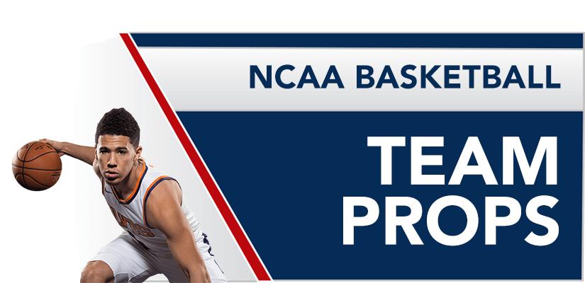 NCAA Basketball | Betting Team Props