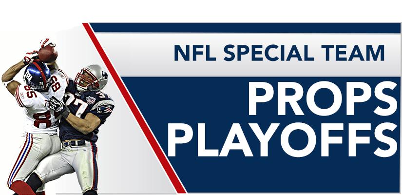 NFL Special Team Props | Playoffs