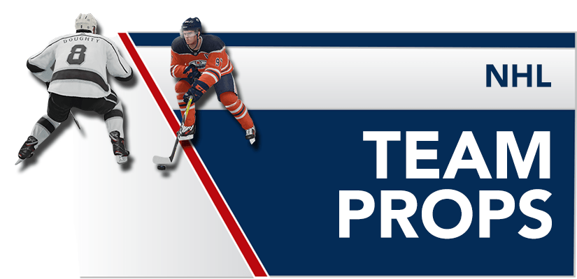 NHL Team Props | How to Bet