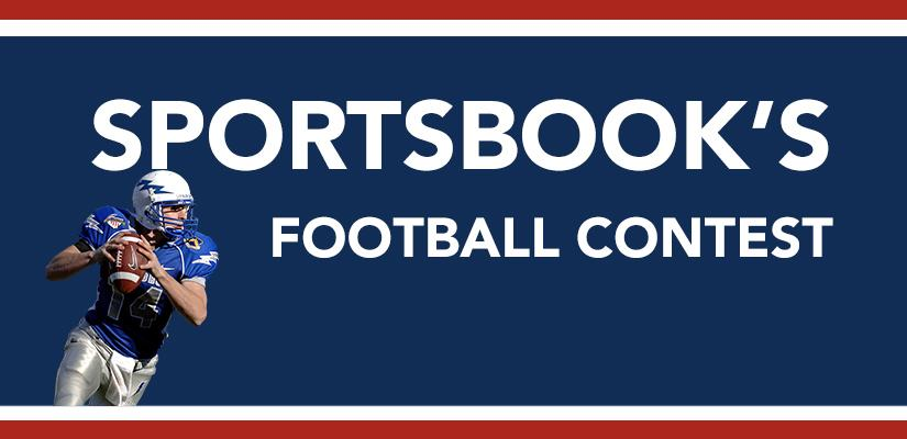 Online Sportsbook's Football Contests
