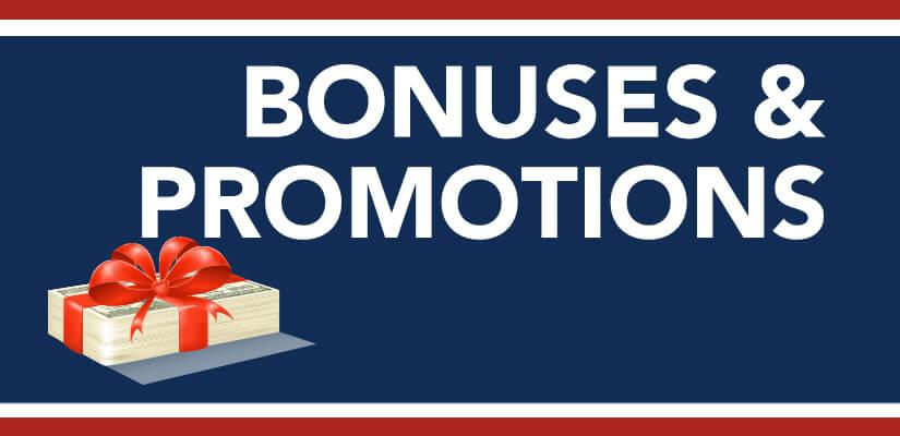 Best Sportsbook Betting Bonuses & Incentives