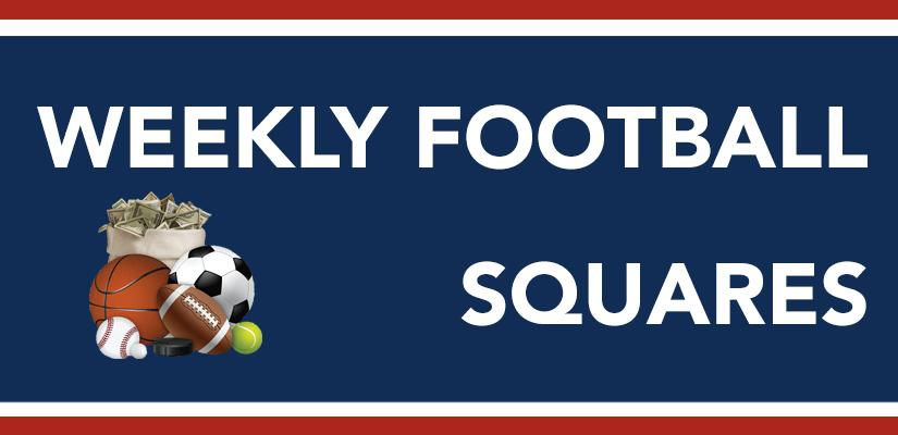 Weekly Football Squares – Win Your Deposit