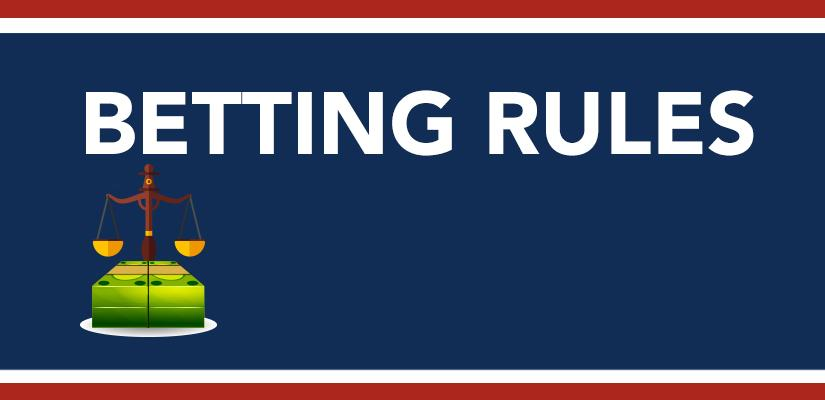 Betting Rules