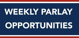 Weekly Parlay Opportunities at Online Sportsbooks