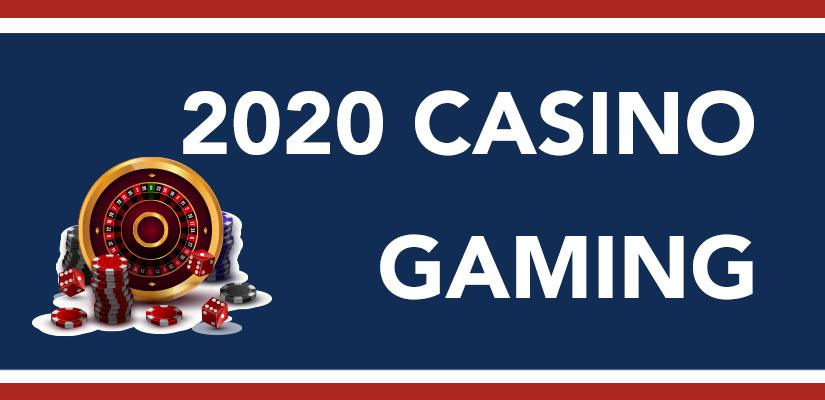 2020 Casino Gaming Options at Online Sportsbooks