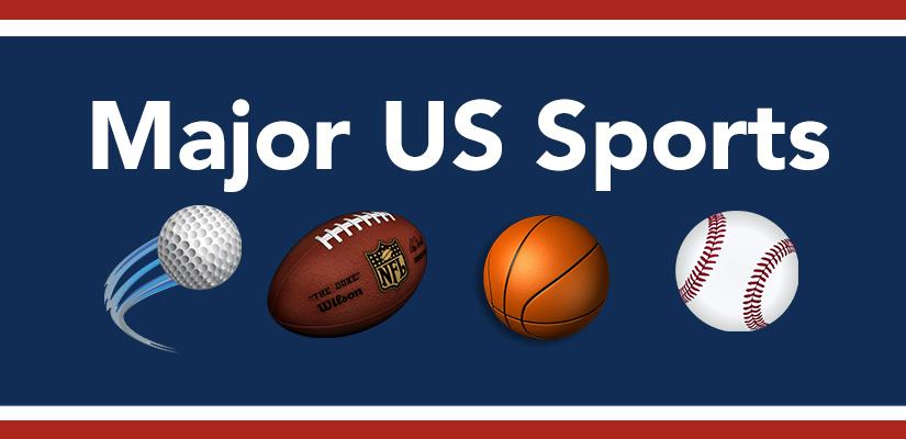 Betting On When Major US Sports Will Resume Play
