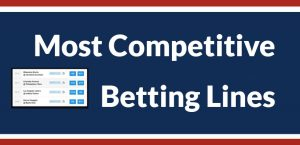 Online Sportsbooks Offer The Most Competitive Betting Lines