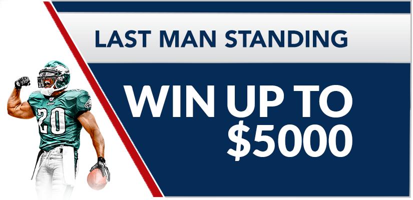 Last Man Standing Contest