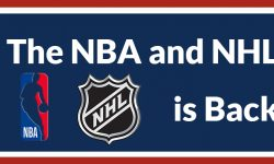 The NBA and NHL is Back on the Board at America's Bookie